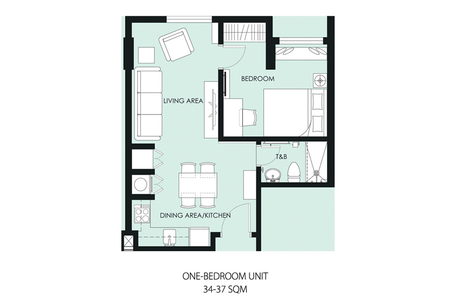 Grand residences philippines real estate filipinohomes Grand designs floor plans